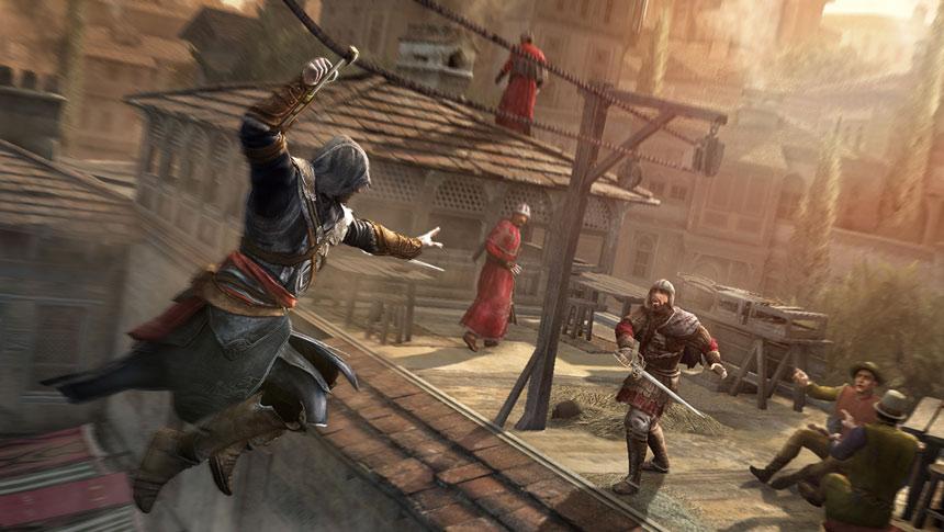 Assassin S Creed Brotherhood Reviewsfromtheabyss